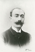 'Andre Charles Prosper Messager (1853-1929) French composer, conducor, organist and pianist.'