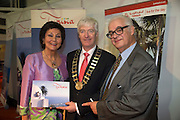 NO FEE PICTURES<br /> 23/1/16 Opening of the Holiday World Show at the RDS in Dublin. Picture: Arthur Carron