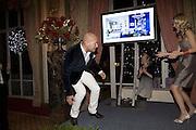 ORI KAFRI, ( WINNER HOTEL OF YEAR)  AND MELINDA STEVENS, The Tatler Travel Awards 2008. The Ritz, Piccadilly. London. 3 December 2007. -DO NOT ARCHIVE-© Copyright Photograph by Dafydd Jones. 248 Clapham Rd. London SW9 0PZ. Tel 0207 820 0771. www.dafjones.com.