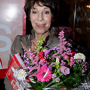 NLD/Amsterdam/20110929 - Presentatie biografie Mies Bouwman, Mies