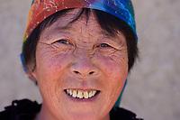Mongolian Shepherd Li Wu Yue, Inner Mongolia, China