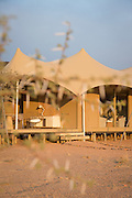 Exterior Detail, Haonib Lodge, Skeleton Coast, hoanib river, Northern Namibia, Southern Africa