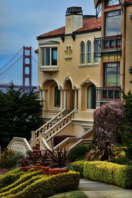 Richmond District & Golden Gate Bridge