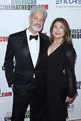 Rick Nicita, Paula Wagner at the 31st Annual American Cinematheque Awards Gala held at the Beverly Hilton Hotel on November 10, 2017 in Beverly Hills, California, United States (Photo by Art Garcia/Sipa USA)