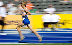 Jukka Keskisalo of Finland competes during the men's 3000m steeplechase round 1 heat 3 race of the 2009 IAAF Athletics World Championships on August 16, 2009 in Berlin, Germany. (Photo by Vid Ponikvar / Sportida)