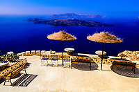 Santo Wines, island of Santorini, the Cyclades, Greece