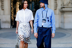 Paris Street Style - 10 Oct 2018