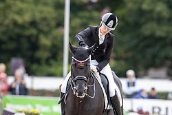 Pearce Simone, AUS, Quando Unico<br /> World Championship Young Horses Verden 2021<br /> © Hippo Foto - Dirk Caremans<br /> 27/08/2021