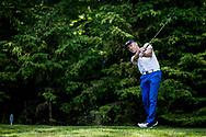 25-05-2019 Foto's van dag 2 van het Lauswolt Open 2019, gespeeld op Golf & Country Club Lauswolt in Beetsterzwaag, Friesland.<br /> WECHGELAER, Ruben
