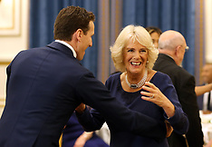 Duchess of Cornwall hosts Tea Dance - 22 Dec 2017