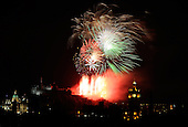 Edinburgh Festival firework