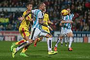 Huddersfield Town v Rotherham United 151215