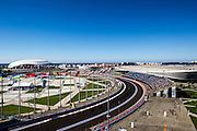 October 10-12 : Russian Grand Prix : Sochi Autodrom