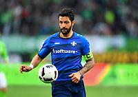 Aytac Sulu (Darmstadt)<br /> Wolfsburg, 18.03.2017, Fussball, Bundesliga, VfL Wolfsburg - SV Darmstadt 98 1:0<br /> <br /> Norway only