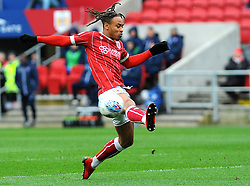 Bobby Reid of Bristol City in action - Mandatory by-line: Nizaam Jones/JMP - 17/03/2018 - FOOTBALL - Ashton Gate Stadium- Bristol, England - Bristol City v Ipswich Town - Sky Bet Championship
