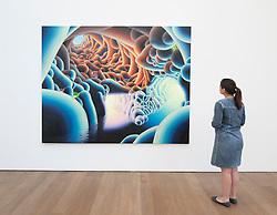 Desert Hole 2  by Christian Hidaka at Modern Art Museum MUDAM Musee d'Art Moderne Grand Duc Jean  Luxembourg