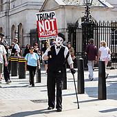 Trump in London