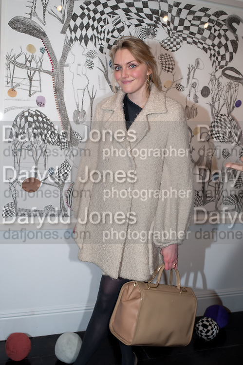 SOPHIE DAHL, There is a Land Called Loss   Annie Morris   Pertwee Andersen and Gold, in association with Adam Waymouth Art , Private View, 15 bateman st. W1 2nd February 2012