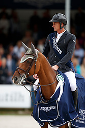 Houtzager Marc, NED, Sterrehofs Calimero<br /> Longines Grand Prix Port of Rotterdam<br /> CHIO Rotterdam 2017<br /> © Hippo Foto - Dirk Caremans<br /> 25/06/2017