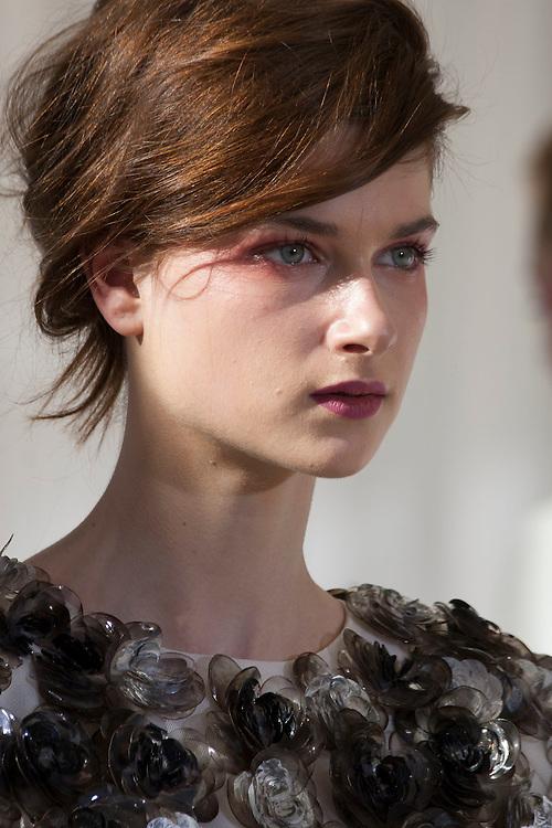 Hougton Fashion Show | New York Fashion Week AW 2012