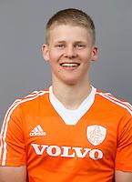 UTRECHT - Hockey - Jasper Brinkman. Nederlands Jongens A. FOTO KOEN SUYK