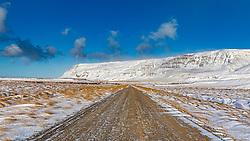 THEMENBILD - Klofningsvegur Dalabyggo, aufgenommen am 23. Oktober 2019 in Island// Klofningsvegur  Dalabyggo, Iceland on 2019/10/23. EXPA Pictures © 2019, PhotoCredit: EXPA/ Peter Rinderer
