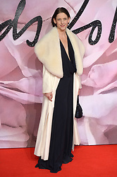 Maria Grachvogel attending The Fashion Awards 2016 at The Royal Albert Hall in London. <br /> <br /> Picture Credit Should Read: Doug Peters/ EMPICS Entertainment