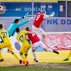 20170329: SLO, Football - Prva liga Telekom Slovenije 2016/17, NK Domzale vs NK Aluminij