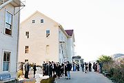 Wedding of Ruthie Reisner and Nick Wolf at Headlands Center for the Arts in Sausalito, Calif., Saturday, Sept. 21, 2019.<br /> <br /> Photo by Adm Golub/Alison Yin Photography