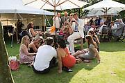 Glorious Goodwood. Thursday.  Sussex. 3 August 2013