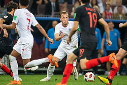 July 11, 2018 - Moscow, Russia - 180711 Harry Kane of England during the FIFA World Cup semi final match between Croatia and England on July 11, 2018 in Moscow..Photo: Petter Arvidson / BILDBYRÃ…N / kod PA / 92085 (Credit Image: © Petter Arvidson/Bildbyran via ZUMA Press)
