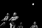 """BODYBUILDING<br /> I covered the Australian Bodybuilding Championships for a couple of years .Initially I was intrigued by these people who undertook extreme exercise,diet and weight regimes to sculpt their bodies way beyond that of the average human body. From day one my first thought , after a fleeting feeling of intimidation on being surrounded by these massive frames, was that these bodybuilders were extremely dedicated and driven athletes.<br /> <br /> Date..21st October 2006 <br /> Pixs taken during the """"2006 AUSTRALIAN BODYBUILDING CHAMPIONSHIPS """" at Revesby Workers Club , (3 Brett Street Revesby).which also incorporated BODYSHAPING, FITNESS and FIGURE..<br /> <br /> Images were taken down in the so called """"PIT"""" where competitors got ready , pumped themselves up and rubbed fake body tan on etc. There are also pixs of competitors in the small makeup rooms just off to the side of the stage where they check themselves out, practice their poses, and make final adjustments before going onto the stage to compete.Finally there are pixs of them on stage .The event was a PAUL and CAROL GRAHAM Production."""