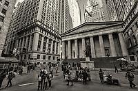 Federal Hall, Wall Street