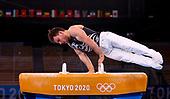 210724 Gymnastics - Tokyo 2020