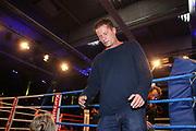 BOXEN: EC Boxing & SES Boxing, Hamburg, 18.01.2020<br /> Schauspieler Till Schweiger<br /> © Torsten Helmke
