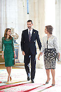 032013 Spanish Royals Attend A Dinner With International Olympic Committee Evaluation Commission