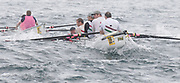 St Peter's Port, Guernsey, CHANNEL ISLANDS,   Bexhill Men's 4, approaching a course marker,   2006 FISA Coastal Rowing  Challenge,  03/09/2006.  Photo  Peter Spurrier, © Intersport Images,