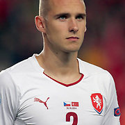 Czech Republic's Pavel Kaderabek during their UEFA Euro 2016 qualification Group A soccer match Turkey betwen Czech Republic at Sukru Saracoglu stadium in Istanbul October 10, 2014. Photo by Aykut AKICI/TURKPIX