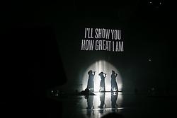 April 28, 2019 - Turin, Turin, Italy - Italian songwriter, winner of X Factor, Marco Mengoni, performs live in Turin. (Credit Image: © Daniele Baldi/Pacific Press via ZUMA Wire)