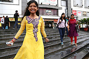 """STOP ACID ATTACKS<br /><br />They got attacked with acid when they were so young. By people who tried to disfigure them, to destroy their identity, who thought that they could do anything to women and that they could lead them to darkness and silence. <br />Today, here they are. They started campaigning in Delhi in 2013 to help and rehabilitate acid attacks survivors. The campaign is called """"STOP ACID ATTACKS"""". Their action spread out all over India. They go to meet survivors in their families and help them come out, intervene when the police do not take up a complaint and follow up on the medical treatment and the ensuing legal procedure. They also report the news cases to the authorities and the medias. The girls don't want to hide. They design clothes, they opened a café-restaurant in Agra, they do painting, they want to smile, they have different life projects. They also interact with other minorities as rape victims, LGBT communities, old people abandoned by their families, sharing their strength and experience. They refuse to be called """"victims"""" but prefer the term """"fighters"""".   <br /><br />Photo shows: When dreams die, they do not make much noise. When hopes are crushed, the sighs are soundless. Acid corrodes gently. Eating away at their skin, bones and their dreams. The rest of their life begins now. A battle against unending, excruciating pain, deformity, social negligence, ostracisation and an invisible justice system. <br />©Pascal Mannaerts/Exclusivepix Media"""