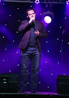 Joe Monague taking part in  Songs Under The Stars - a Picnic Concert ot  Betley Court Farm Betley Court Farm near Crewe. 22.08.20
