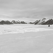 Toward the Ferrar Glacier