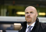Burnley's Sean Dyche looks on during the Premier League match at White Hart Lane Stadium, London. Picture date December 18th, 2016 Pic David Klein/Sportimage
