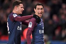 Paris SG vs Dijon - 17 January 2018