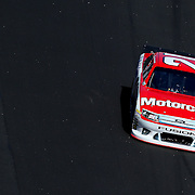 Sprint Driver and race winner Trevor Bayne during the Daytona 500 Sprint Cup Race at Daytona International Speedway on February 20, 2011 in Daytona Beach, Florida. (AP Photo/Alex Menendez)