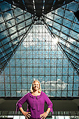 Portraits of Virginia 'Ginni' Rometty - CEO of IBM - 2009-08