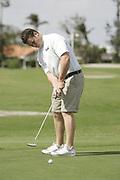 2006 FAU Men's Golf @ Ocean Breeze Golf Club, February 27, 2006.