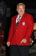 28 August 2006: Hall of Famer Hank Steinbrecher. The National Soccer Hall of Fame Induction Ceremony was held at the National Soccer Hall of Fame in Oneonta, New York.