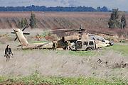 Israeli Air Force Apache AH-64D longbow on the ground