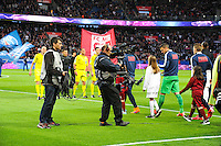 Illustration camera - 28.04.2015 - Paris Saint Germain / Metz - Match en retard - 32eme journee Ligue 1<br />Photo : Nolwenn Le Gouic / Icon Sport